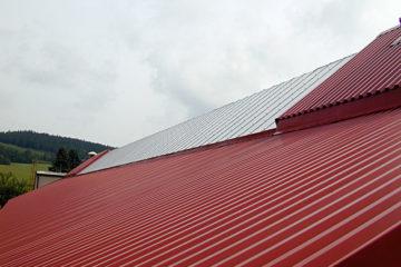 Hydroizolace a zateplení plochých střech